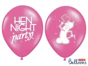 "Latexballon ""Hen night party"""