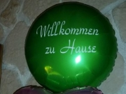Ballonbeschriftung