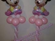 Minnie Mouse Säule