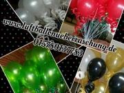 Heliumballon mit Spirale