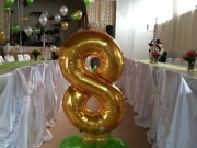 Zum 8. Geburtstag