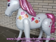 Airwalker Unicorn, 106cm x /116cm