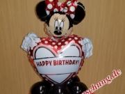 Ballongeschenk Happy Birthday