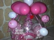 Luftballon Geschenk
