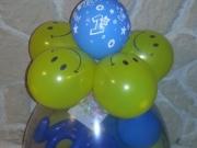 Geschenkballon zum 1. Geburtstag