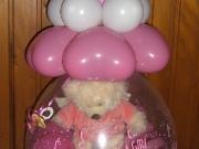 Geschenkballon für Neugeborene