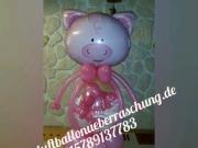 Glücksschwein (Geschenkballon)