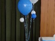 Bodendekoration (Blau)
