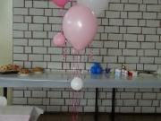 Bodendekoration (Rosa)