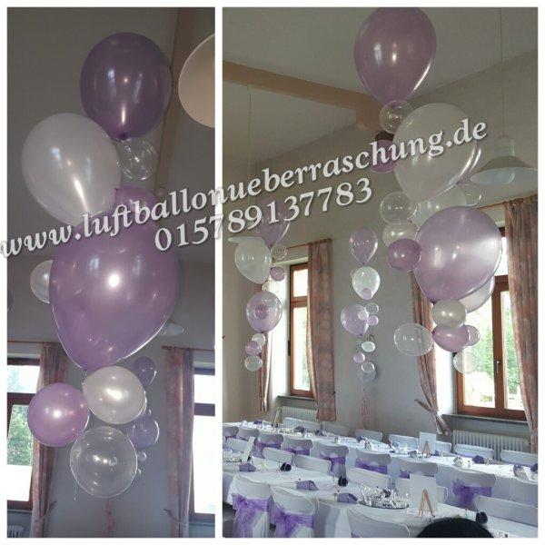 Hochzeit Und Valentinstag Luftballonuberraschung