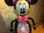 Große Minnie Mouse