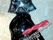 Darth Vader aus Luftballons