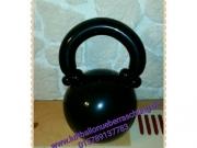 Gewicht/Kettlebell aus Luftballons, Geldgeschenk