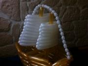 Schiff aus Luftballons