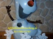Olaf, Bodendekoration